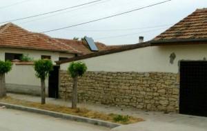 Къщата на Норма Сампсон в Раданово