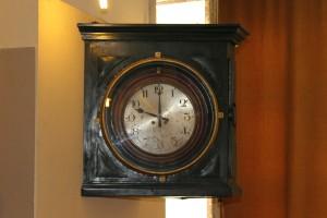 Часовникът на гарата