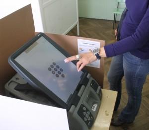 От машинното гласуване се възползваха малко избиратели.