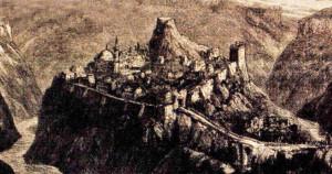 На Царевец е имало джамии.