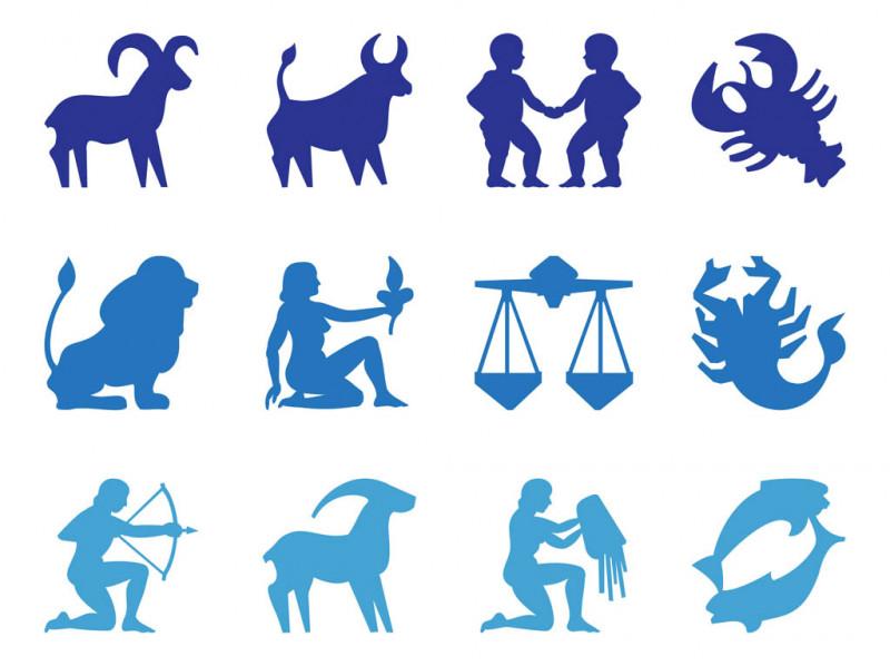 Zodiac-Signs-Silhouettes