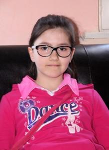 Мария Маркова, IV А клас