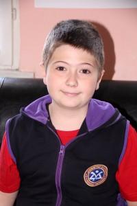 Велизар Димитров, III Б клас