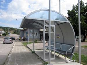 Автобусната спирка, която е по-хубава от тези във В. Търново
