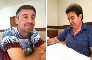Красимир Караиванов и Николай Караиванов