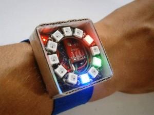 Новото изобретение – LED часовник.
