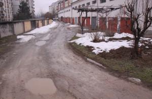 """Улица """"Иван Хаджидимитров"""""""
