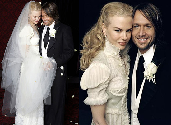 Nicole Kidman Balenciaga Wedding Dresses: Актрисата Никол Кидман дарява сватбената си рокля за
