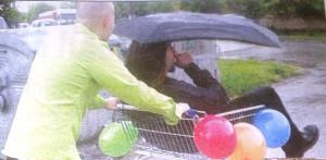 Абитуриентът с количката, който така и не отишъл на бал