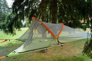 Дървесна палатка