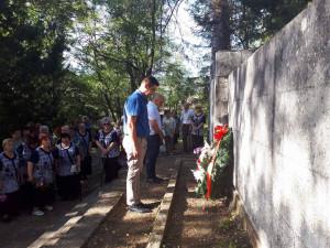 Отбелязването на 9 септември в областта започна от еленското село Константин.