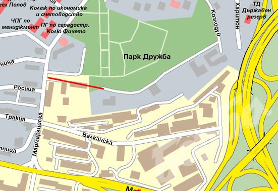 Sled 40 G Chakane Pravyat Pryak Pt Za 826 Hil Lv Mezhdu Centra I