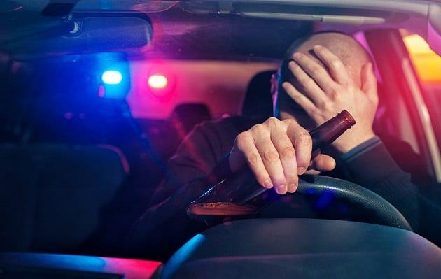 Заловиха шофьор с 2,81 промила алкохол във В. Търново