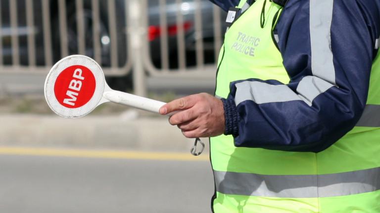 Нерегистриран автомобил, установиха служители на полицейското управление в Елена