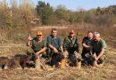 Четири вълка гръмнаха ловците край Плаково
