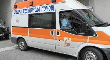 75-годишен мъж от Г. Оряховица е пострадал при катастрофа в Д. Оряховица