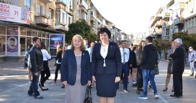 Зам.-министър Михайлова дойде за Националните дни за учене през целия живот