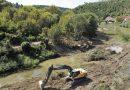 Чистят коритото на Янтра от наноси в района, където нивото й се вдига над шест метра