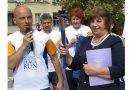 Световният пробег за мир мина през Полски Тръмбеш