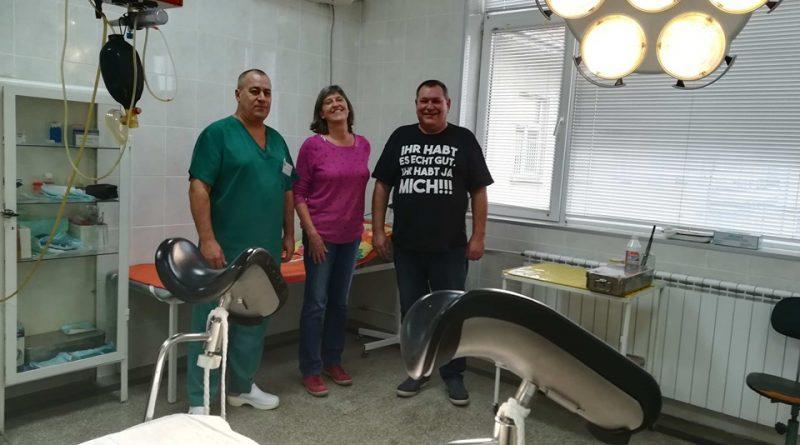 Немски дарители с жест към горнооряховската болница