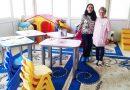 Лекарка дари обзавеждане и апаратура на Дома за деца в Дебелец