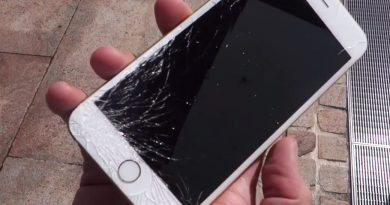 Близо една пета от хората използват смартфони със счупен екран