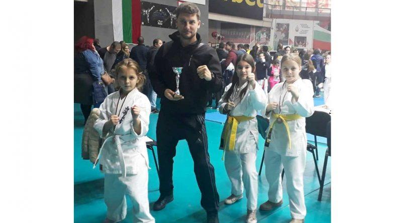 Търновски полицай и световен шампион по бойни изкуства ръководи спортен клуб