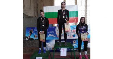 """Три отличия за СК """"Атлетика 2012"""" от """"Плевенска панорама"""""""