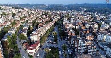 Изследваха с дронове трафика във В. Търново, за да направят движението като на централния булевард във Виена