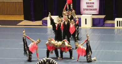 """Танцьорите от спортен клуб """"Зоки"""" с впечатляващ старт в новия спортно-състезателен сезон"""