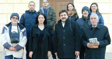 Гимназията по туризъм сключи договор за сътрудничество с училището в Болград