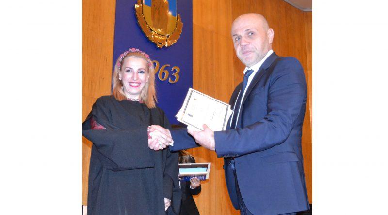 Вицeпремиерът Томислав Дончев връчи дипломите на абсолвентите от Стопанския факултет