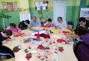 Красива коледна украса продават благотворително обитателите на Дома за хора с умствена изостаналост в Церова кория