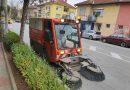 """Четири """"прахосмукачки"""" на четири колела вече почистват Велико Търново"""
