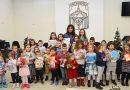 Картичка на тригодишната Елица Кирова от Козаревец ще зарадва президента Румен Радев