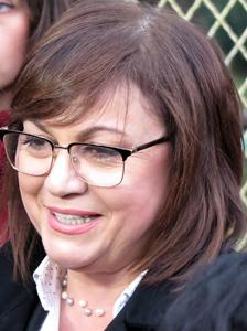 """Корнелия Нинова: """"Вярвам, че мога да променя БСП, и само това ме крепи"""""""