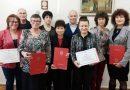 Съдебни служители в Апелативна прокуратура бяха наградени с грамота от апелативния прокурор Таня Недкова