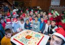 Спортните таланти на Горна Оряховица с общо коледно парти