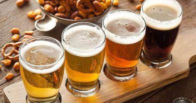 Силните бири са пълни с полезни за стомаха бактерии, които откриваме и в киселото мляко