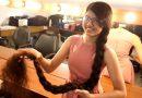 Индийско момиче запази рекорда си за най-дълга коса