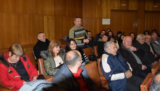 Актьорът Димитър Рачков си взе имот в Еленско, изказа се за общинския бюджет