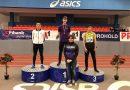 Великотърновски лекоатлет с две шампионски титли на България при юношите и девойките под 18 години