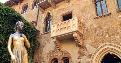 Влюбени могат да кандидатстват за романтична нощ в къщата на Жулиета във Верона