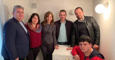 """Фондация """"Ген. Протогеров"""" дари пералня на Центъра за хора с увреждания във Велико Търново"""