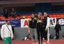 """Още медали за """"Атлетика 2012"""", Йоанна Цончева и Дияна Консулова с бронз от Националния шампионат за юноши и девойки под 20 г."""
