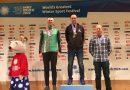 Николай Димитров с три отличия от Световните зимни игри в Инсбрук
