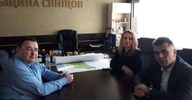 Представители на Двустранната търговска камара България – Румъния гостуваха в Свищов