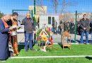 Почетохме паметта на Трифон Иванов, осветиха терена, носещ името му
