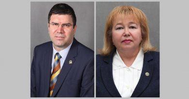 Двама професори – Андрей Захариев и Марияна Божинова, в битка за поста ректор на Стопанската академия