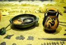 Златните дарове и въоръжение на тракийски династ от село Големаните само веднъж са показвани в пълния им блясък